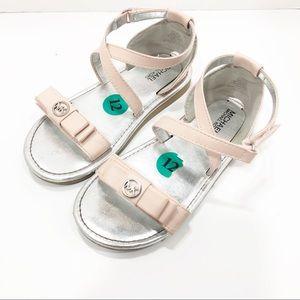 MICHAEL Michael Kors Pink Sandals